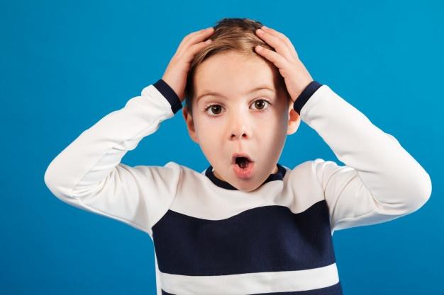 ¿Qué hacen los piojos en las cabezas de los peques?
